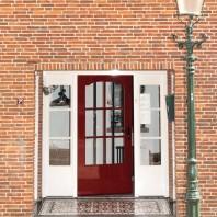 Ingang Badhuis Schoon